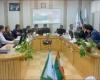 سی امین جلسه علنی شورای اسلامی شهر نجف آباد