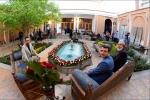 پخش مستقیم برنامه ناز نوروز شبکه اصفهان از خانه تاریخی مهرپرور نجف آباد