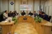 بیست و پنجمین جلسه شورای اسلامی شهر نجف آباد