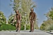 استقبال از بهار / المانهای نوروزی نجف آباد