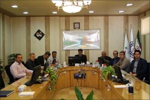 چهل و نهمین جلسه رسمی شوراي اسلامي شهر نجفآباد