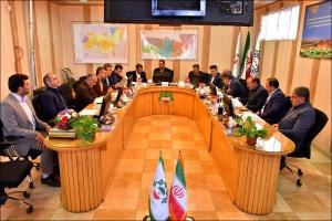 یکصد و هفتمین جلسه رسمی شوراي اسلامي شهر نجفآباد