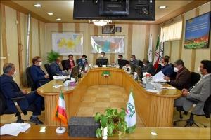 یکصد و پنجاه و هشتمین جلسه رسمی شوراي اسلامي شهر نجفآباد