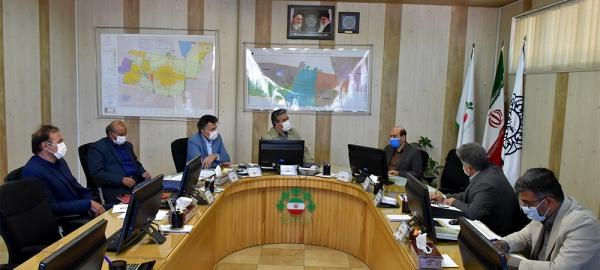جلسه ۱۶۱ رسمی شورای اسلامی شهرنجف آباد