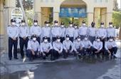 گرامیـداشت روز آتش نشانی و ایمنی 1400
