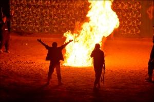 نمایش میدانی در مسیر جاودانگی در نجف آباد / ششم مهرماه 1400